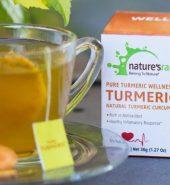 Organic Turmeric – Herbal Tea