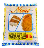 Niru Roasted Red Rice Flour 8Lb